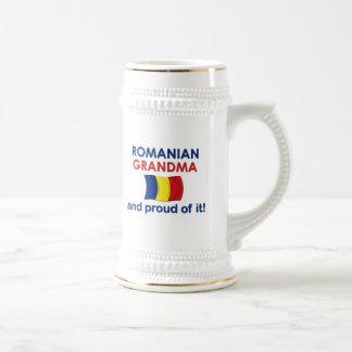 Proud Romanian Grandma Coffee Mug