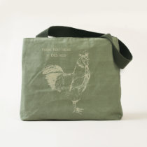 Proud Rooster Tote
