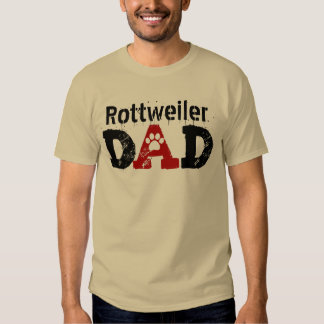 Proud Rottweiler Dog Owner or Any Breed V02 Tee Shirt