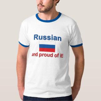 Proud Russian T-Shirt