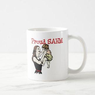 Proud SAHM Coffee Mugs