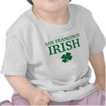 Proud SAN FRANCISCO IRISH! St Patrick's Day Shirts