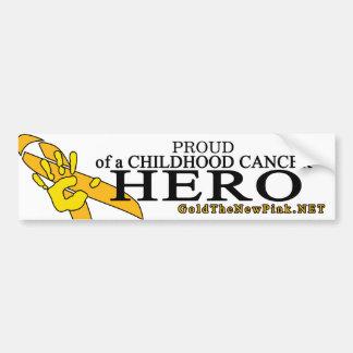 Proud Sarcoma Bumper Sticker