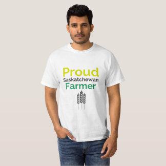 Proud Saskatchewan farmer T-Shirt