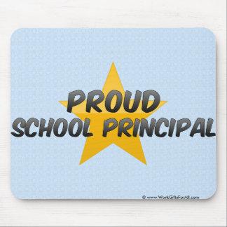 Proud School Principal Mouse Pad