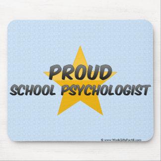 Proud School Psychologist Mousepads