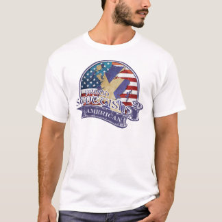 Proud Scottish American Men's T-Shirt