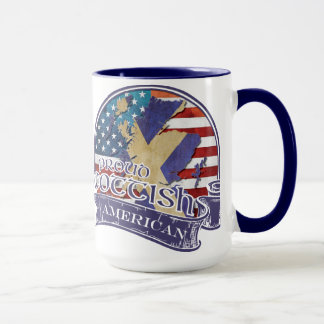 Proud Scottish American Mug