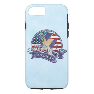 Proud Scottish American Phone Case