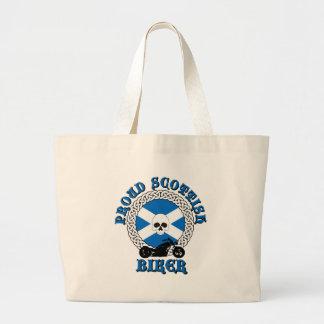 Proud Scottish Biker Bag