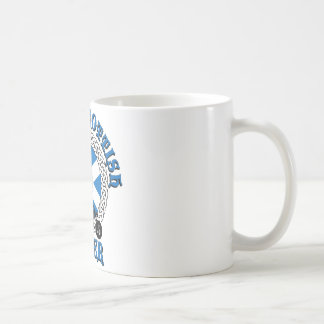Proud Scottish Biker Coffee Mug