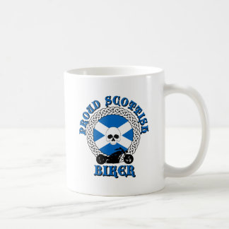 Proud Scottish Biker Mug