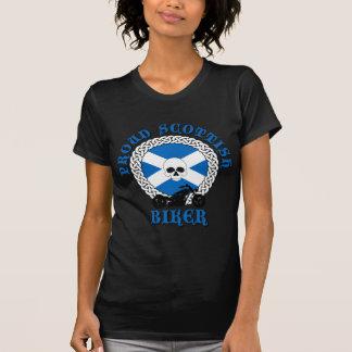 Proud Scottish Biker Tees