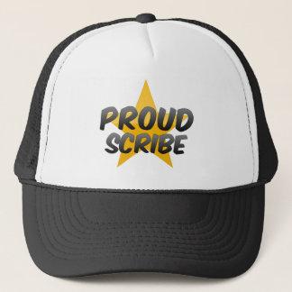 Proud Scribe Trucker Hat