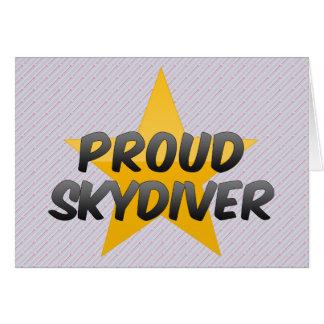 Proud Scrivener Card