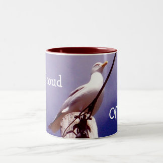 Proud Seagull Mug