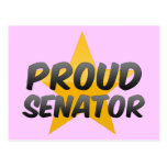 Proud Senator Post Card