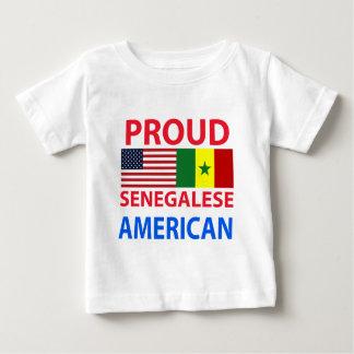 Proud Senegalese American Baby T-Shirt