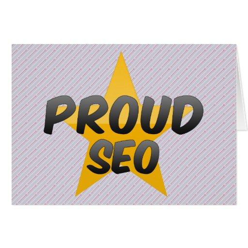 Proud Seo Cards