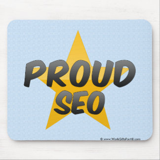 Proud Seo Mouse Pad
