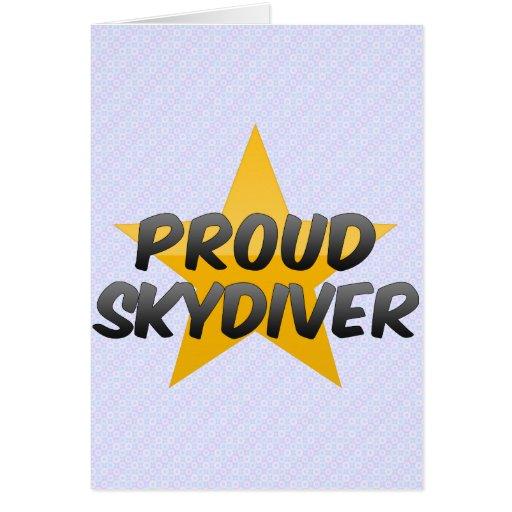 Proud Server Greeting Card