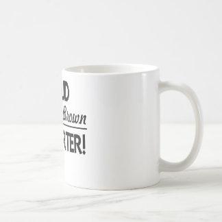 Proud Sherrod Brown Supporter! Classic White Coffee Mug