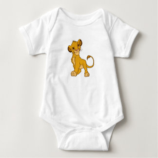 Proud Simba Disney Baby Bodysuit