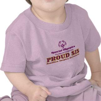 Proud sis Toddler t-shirt