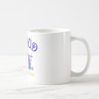 Proud Sister of Down Symdrome Sibling Coffee Mug