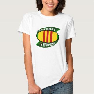 Proud Sister - Vietnam Vet Tee Shirt