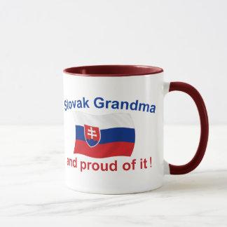Proud Slovak Grandma Mug