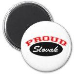 Proud Slovak Magnet