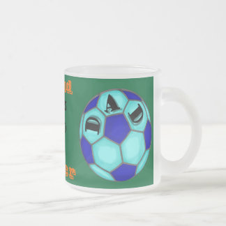 Proud Soccer Dad Frosted Mug