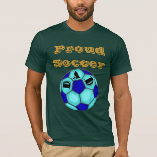 Proud Soccer Dad T-Shirt