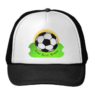 Proud Soccer Gramma Trucker Hat