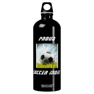 Proud Soccer Mom Liberty Bottle