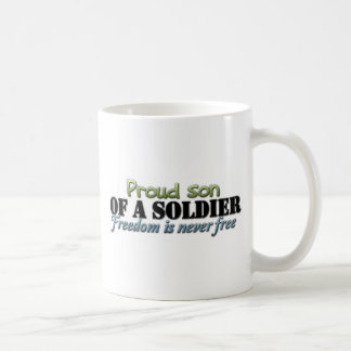 Proud Son of a Soldier Mugs