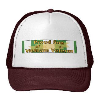 Proud Son Of A Vietnam Veteran Trucker Hat
