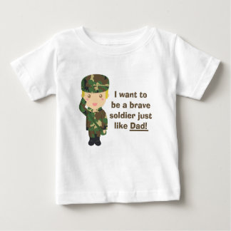 Proud son of an Army or Military Dad T Shirts
