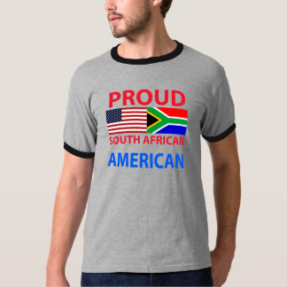 Proud South African American T-Shirt