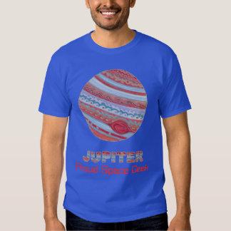Proud Space Geek Planet Jupiter Science Nerd Shirt