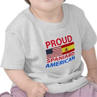 Proud Spaniard American Tees