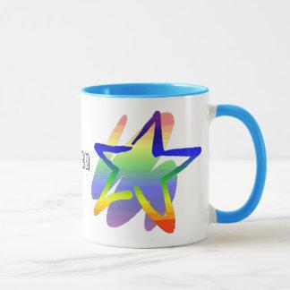 PROUD stars Mug