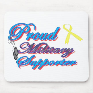 Proud Supporter Mouse Pad