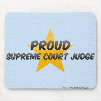 Proud Supreme Court Judge Mouse Pad