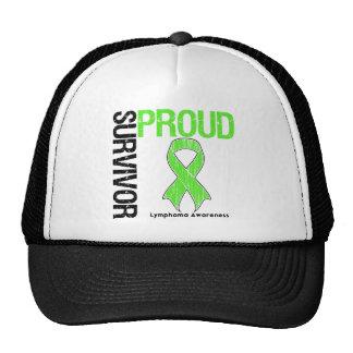 Proud Survivor - Lymphoma Trucker Hat