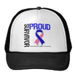 Proud Survivor - Male Breast Cancer Hat