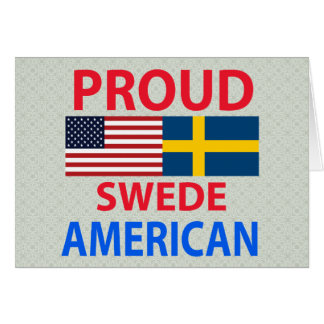 Proud Swede American Cards