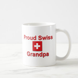 Proud Swiss Grandpa Coffee Mug