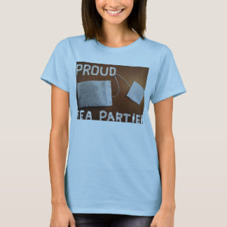 Proud Tea Partier T-Shirt